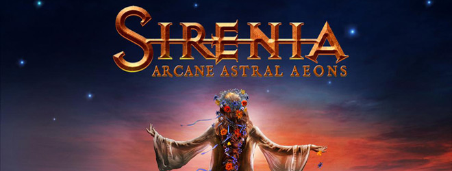 sirenia slide 2018 - Sirenia - Arcane Astral Aeons (Album Review)