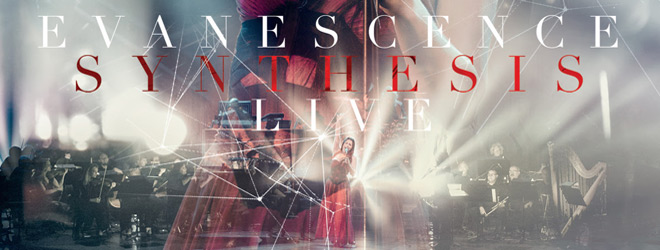 synthesis live slide - Evanescence - Synthesis Live (DVD Review)