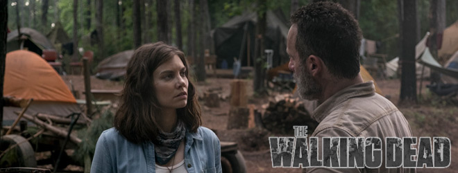 the walking dead final slide - The Walking Dead - Warning Signs (Season 9/ Episode 3 Review)