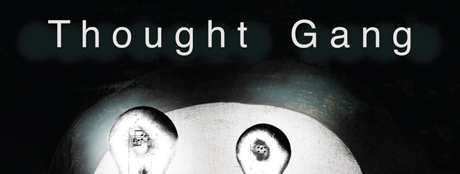 thought gang slide - Thought Gang - Thought Gang (Album Review)