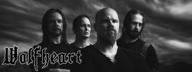 wolfheart promo - Interview - Tuomas Saukkonen of Wolfheart