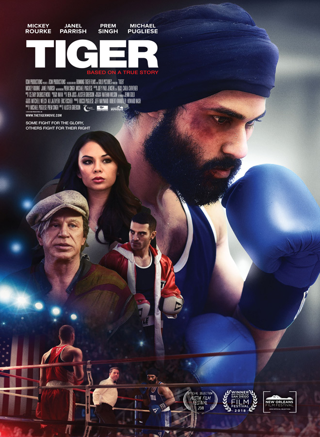 TIGER Poster Low Res - Tiger (Movie Review)