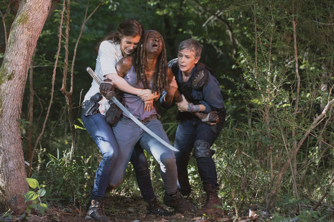TWD 905 JLD 0626 09758 RT - The Walking Dead - What Comes After (Season 9/ Episode 5 Review)