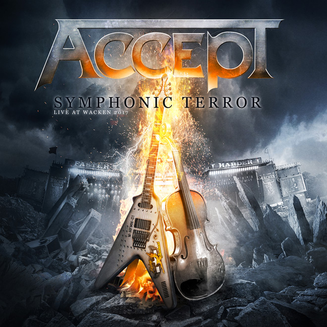 accept symphonic terror - Accept - Symphonic Terror - Live at Wacken 2017 (Album Review)