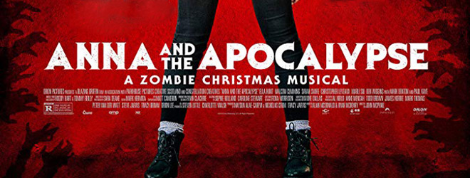 anne slide - Anna and the Apocalypse (Movie Review)