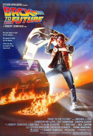 back to the future poster - Interview - TJ Wright