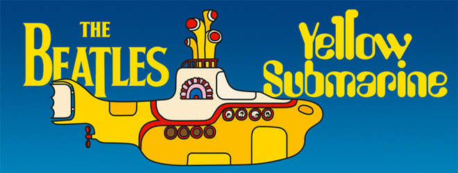 beatles yellow submarine slide - The Beatles' Yellow Submarine - It Was 50 Years Ago Today