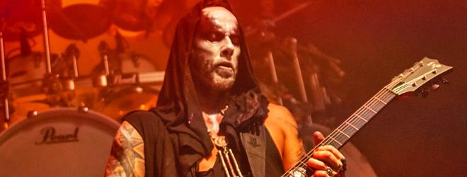 behemoth 2018 live slide - Behemoth & At the Gates Set Denver Ablaze 11-13-18 w/ Wolves in the Throne Room