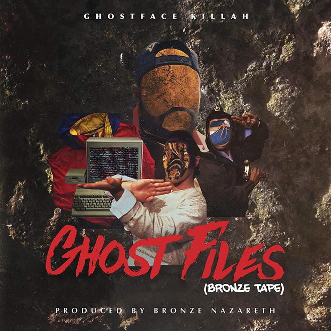 bronze - Ghostface Killah - Ghost Files (Album Review)
