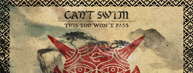 cant swim album slide - Can't Swim - This Too Won't Pass (Album Review)