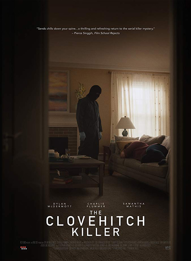 clove poster - The Clovehitch Killer (Movie Review)