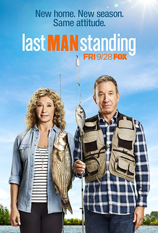 last man standing poster - Interview - Amanda Fuller