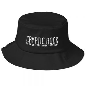 mockup 0b118e81 300x300 - CRYPTICROCK BLACK & WHITE BUCKET HAT