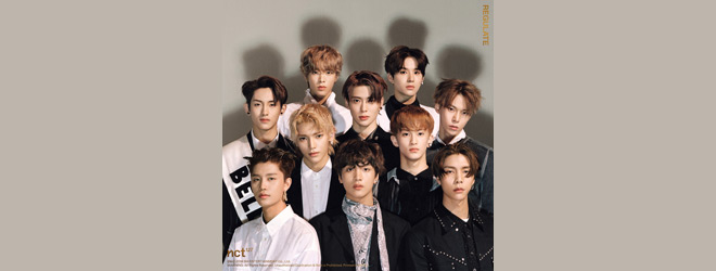 nct slide - NCT 127 - NCT #127 Regulate (Album Review)