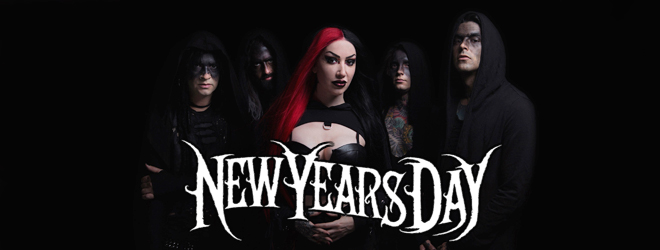 new years day interview slide - Interview - Ash Costello of New Years Day