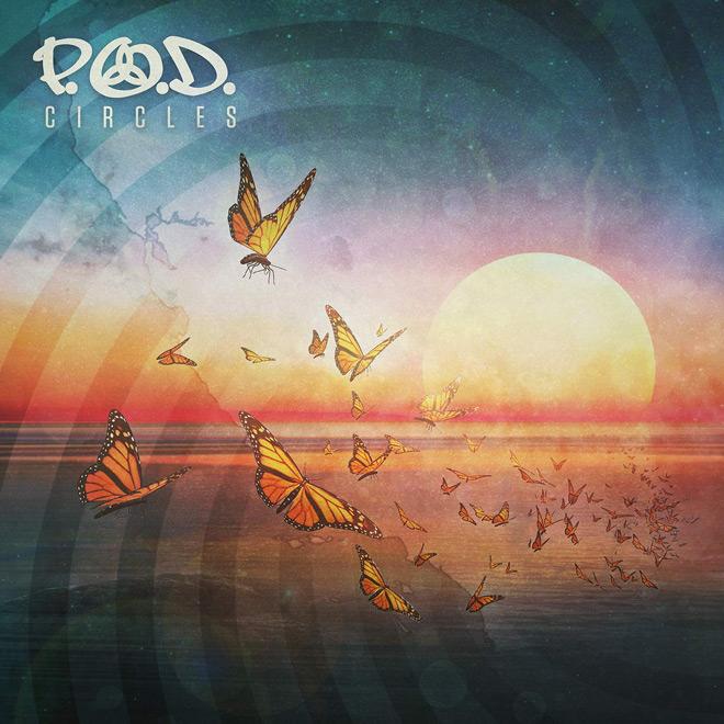 pod 2018 - P.O.D. - Circles (Album Review)