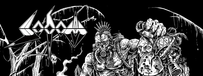 sodom album slide - Sodom - Partisan (EP Review)