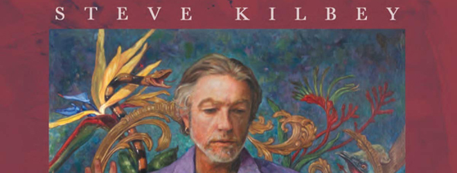 steve album slide - Steve Kilbey - Sydney Rococo (Album Review)