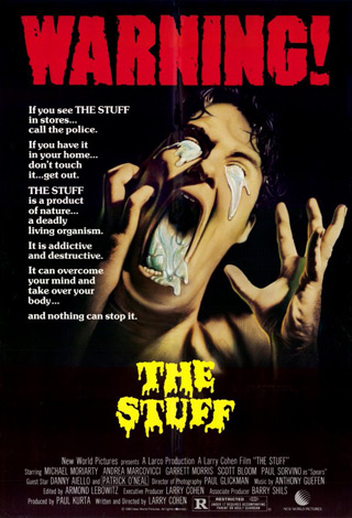 the stuff - Interview - Amanda Fuller