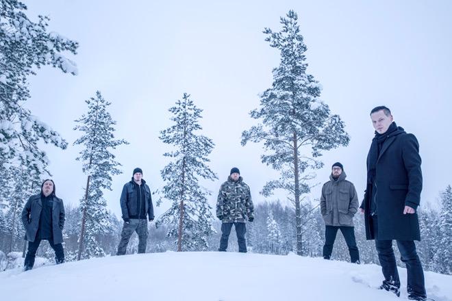 tomb of finland promo - Interview - Jasse Von Hast Talks Tomb of Finland & Charon