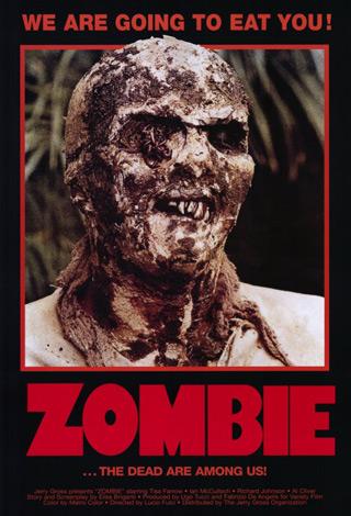 zombie movie poster - Interview - Jasse Von Hast Talks Tomb of Finland & Charon