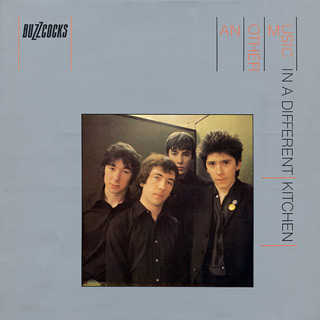 another music different kitchen - Pete Shelley - An Angstless Legacy