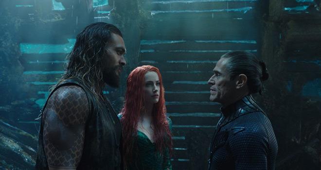 aquaman dafoe - Aquaman (Movie Review)