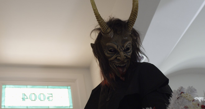 elves mask - Elves (Movie Review)