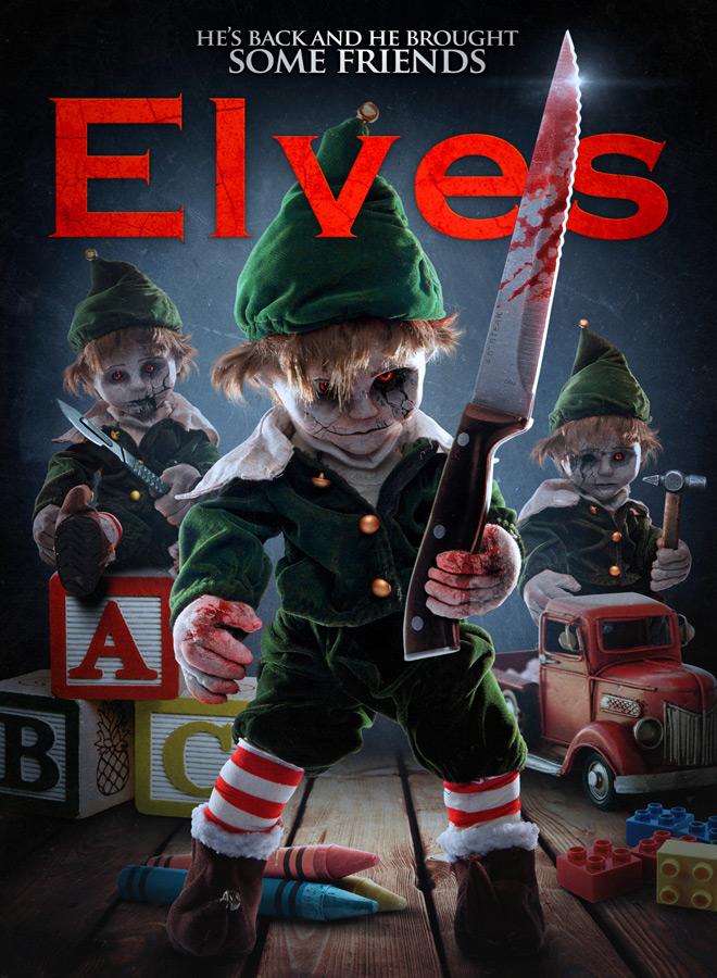 elves poster - Elves (Movie Review)