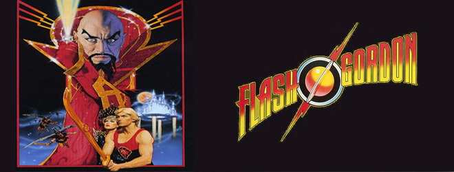 flash gordon big slide - This Week in Horror Movie History - Flash Gordon (1980)