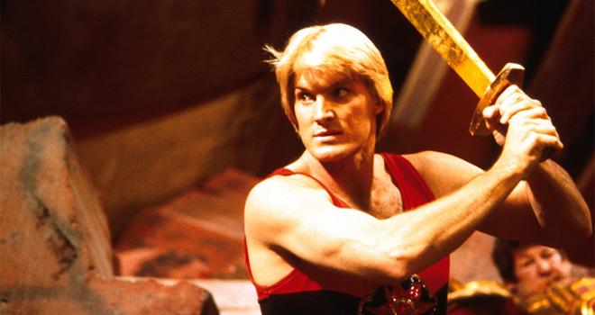 flash gordon - This Week in Horror Movie History - Flash Gordon (1980)