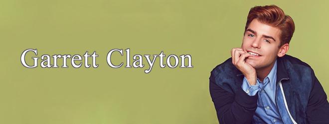 garrett clayton slide - Interview - Garrett Clayton