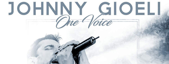 johnny gioelli one voice slide - Johnny Gioeli - One Voice (Album Review)