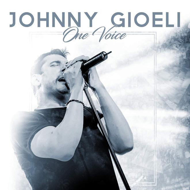 johnny gioelli one voice - Johnny Gioeli - One Voice (Album Review)