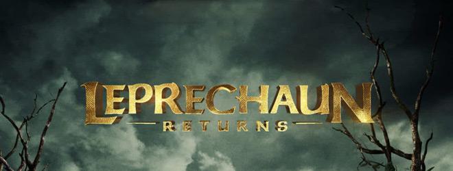 leprechaun returns banner - Leprechaun Returns (Movie Review)
