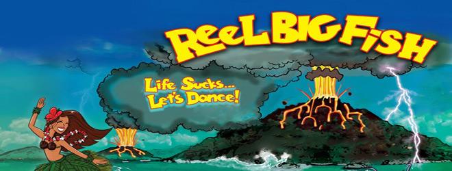 life sucks slide - Reel Big Fish - Life Sucks... Let's Dance! (Album Review)