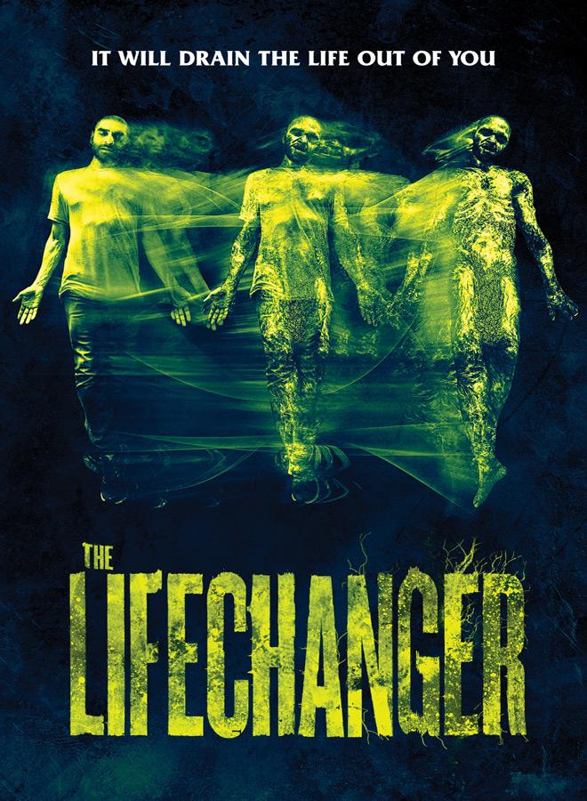 lifechanger poster - Lifechanger (Movie Review)