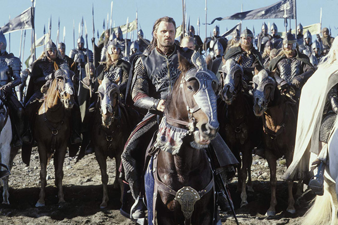 lord of the rings viggo - The Lord of the Rings: The Return of the King - 15 Years Later