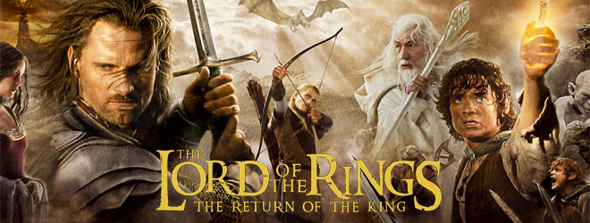 return of the king slide - The Lord of the Rings: The Return of the King - 15 Years Later