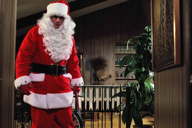 silent night deadly night santa - The Anatomy of a Remake: Silent Night, Deadly Night
