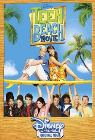 teen beach movie poster - Interview - Garrett Clayton