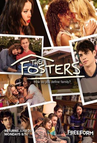 the fosters - Interview - Garrett Clayton