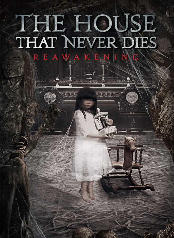 the house that never dies poster - The House That Never Dies: Reawakening (Movie Review)