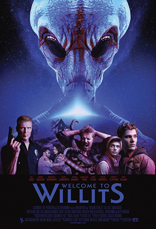 welcome to willits - Interview - Garrett Clayton