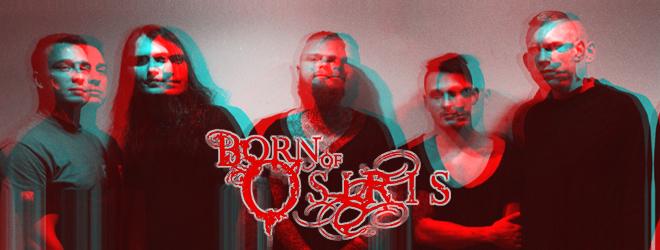 born of osiris interview slide - Interview - Lee McKinney of Born of Osiris