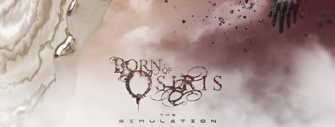 born of osiris the stimulation slide - Born of Osiris - The Simulation (Album Review)