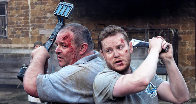 cannibals darren - Cannibals and Carpet Fitters (Movie Review)