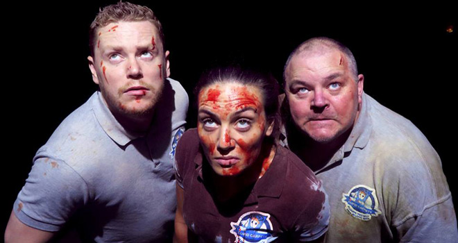 cannivals zara - Cannibals and Carpet Fitters (Movie Review)