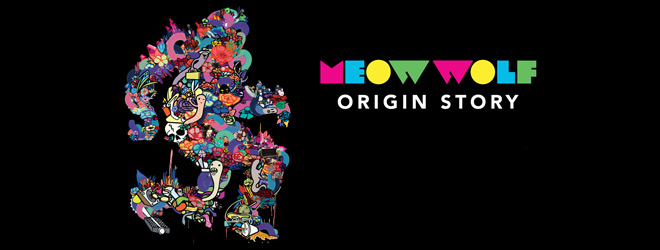meow wolf slide - Meow Wolf: Origin Story (Documentary Review)