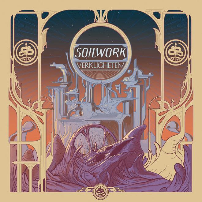 soilwork - Soilwork - Verkligheten (Album Review)